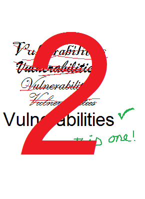 More Common Web Vulnerabilities